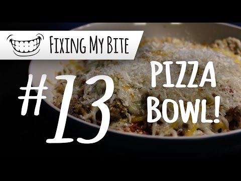 Jaw Surgery Friendly Pizza! | Fixing My Bite, Part 13