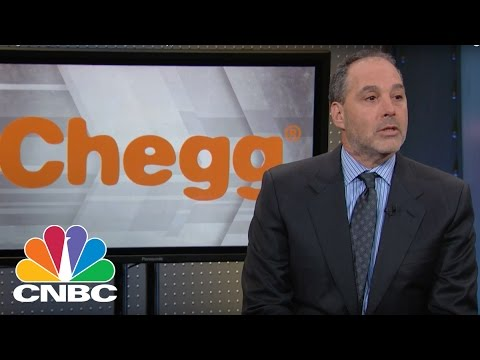 Chegg CEO: Digital Education Transformation | Mad Money | CNBC