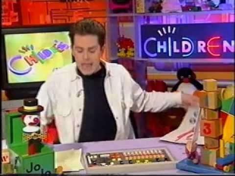 Cbbc Chris Jarvis 1996 Youtube