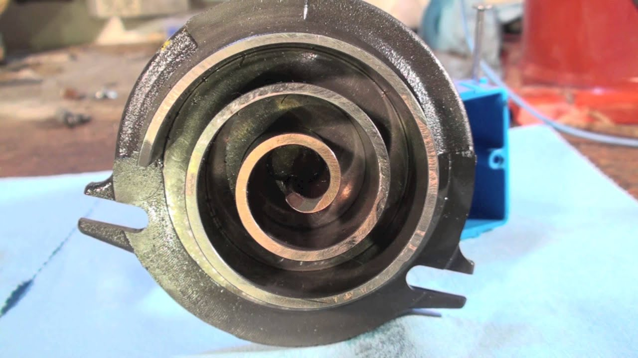 Why the copeland scroll compressor had locked rotor