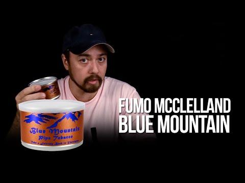 Tabaco McClelland Blue Mountain/Balkan Blue