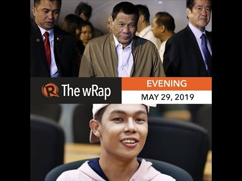 Duterte to Japanese businessmen: I will 'kill' your problems | Evening wRap