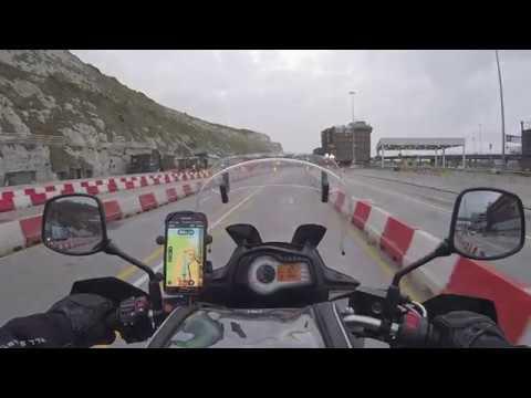 Moto trip 2017: UK - Belgium: Day 1: London - Antwerp
