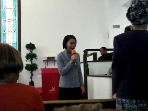 Church Song Medley - Mount Zion Baptist Church