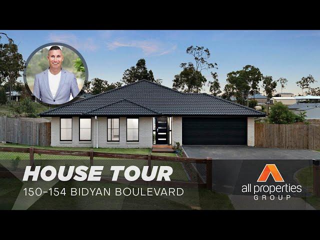 150 - 154 Bidyan Boulevard, New Beith   House Tour   Chris Gilmour