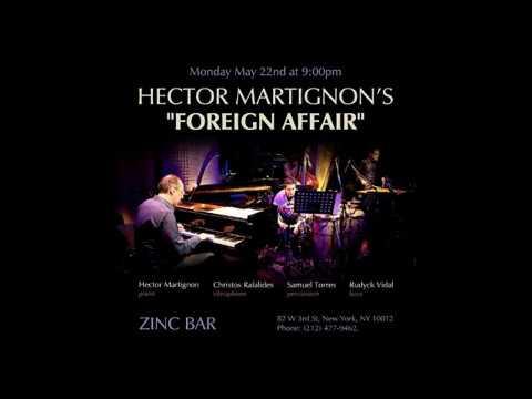 2017 05 22 Héctor Martignon