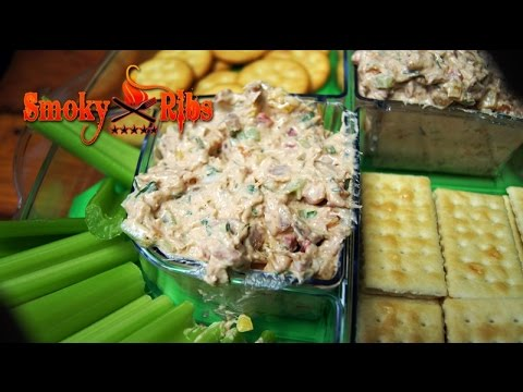 Smoked Tuna Dip Recipe
