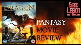 I AM DRAGON ( 2015 Matvey Lykov ) aka ON-DRAKON aka DRAGON INSIDE ME Fantasy Movie Review