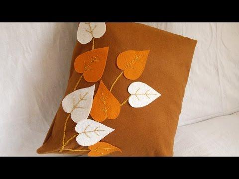 Cushion Cover Ideas | Decorative Throw Pillows | HandiWorks #54
