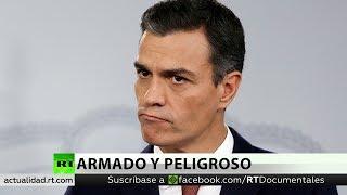 Detienen en España a un francotirador que planeaba asesinar a Pedro Sánchez