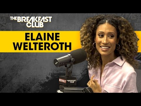 Elaine Welteroth Describes Why You Are 'More Than Enough', Her Journey From Intern To Editor  + More