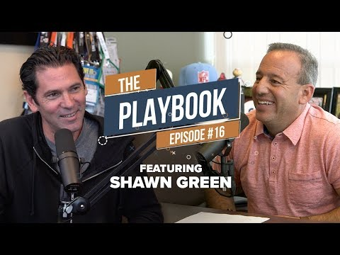 """Shawn Green - Dealing With Slumps, Radical Humility, Being """"Set For Life"""" 