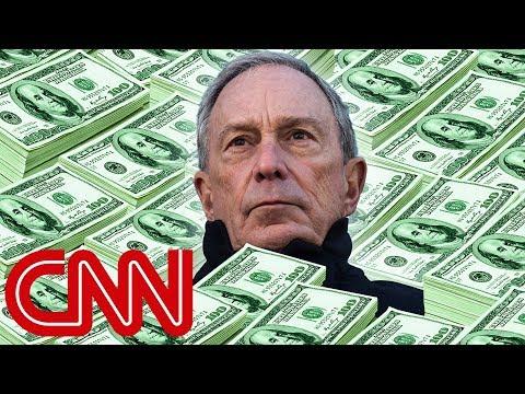 Michael Bloomberg's expensive 2020 gamble