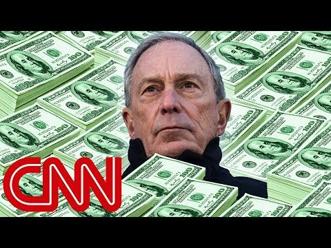 Michael Bloomberg's expensive 2020 gamble