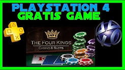Playstation Plus ✚ Gratis Casino Game 🍀 Free Game for PS4 💰 Playstation Store
