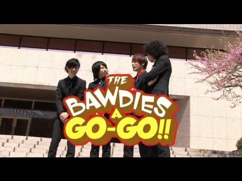 """THE BAWDIES - Space Shower TV presents """"THE BAWDIES A GO-GO!! 2010""""(トレーラー映像)"""