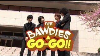 スペシャの人気番組「THE BAWDIES A GO-GO!!」が遂にDVD化決定!! THE BA...