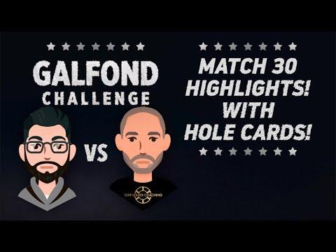Galfond Challenge vs Chance Kornuth   Day 30 Highlights!