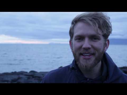 Midnight Sun Walk in Reykjavik