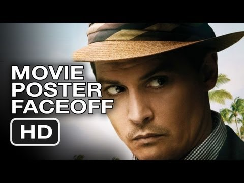 Movieclips Poster Face Off - The Rum Diary - Johnny Depp