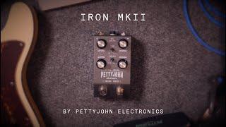 Pettyjohn IRON MKII (demo)