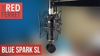 Blue Spark SL - The BEST Microphone for Tech-Videos! + TEST [REVIEW]
