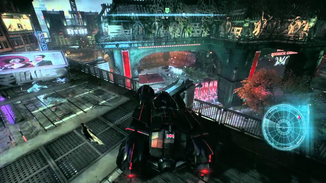 Batman Arkham Knight Checkpoints