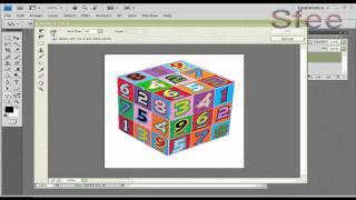 تحويل شكل صورة 2D إلي مجسم ثلاثي الأبعاد بدون قائمة 3d
