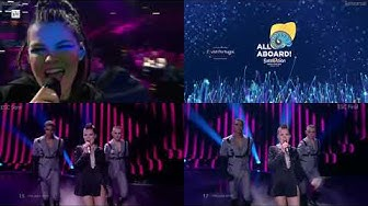Saara Aalto   Monsters   4split   Eurovision 2018   Finland