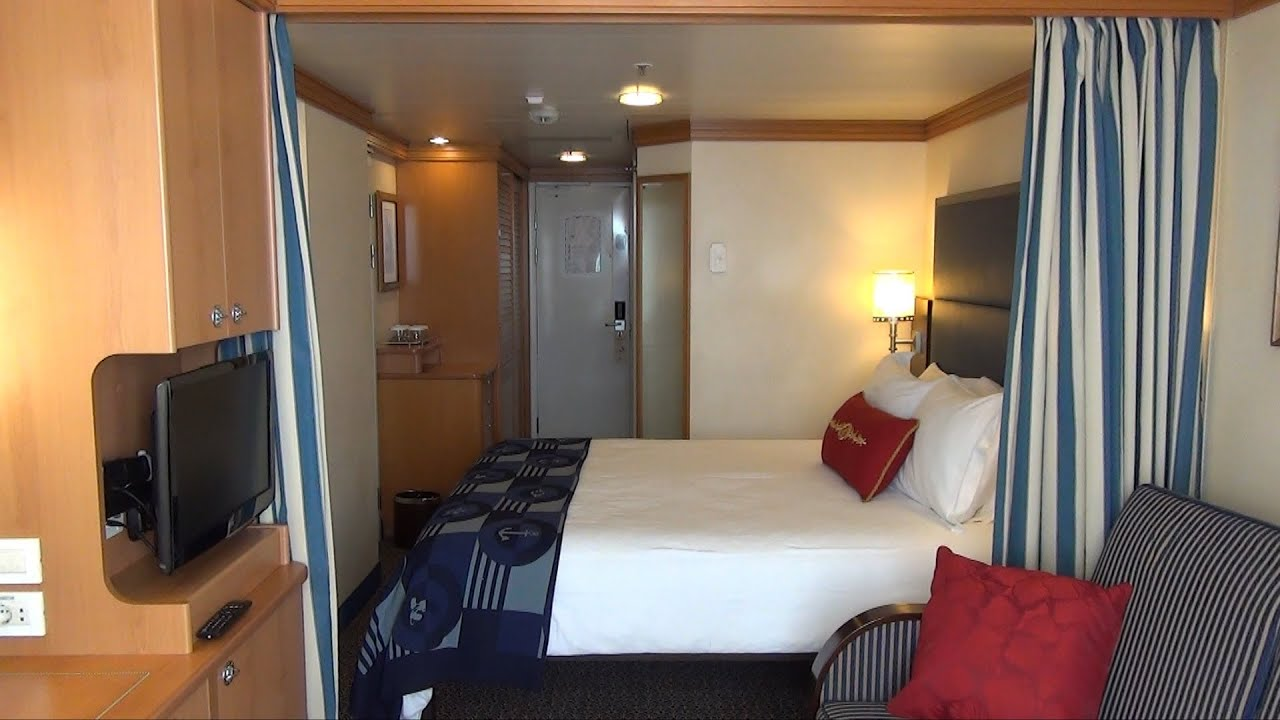 Disney Cruise Line Stateroom 6572 Room Tour On The Magic