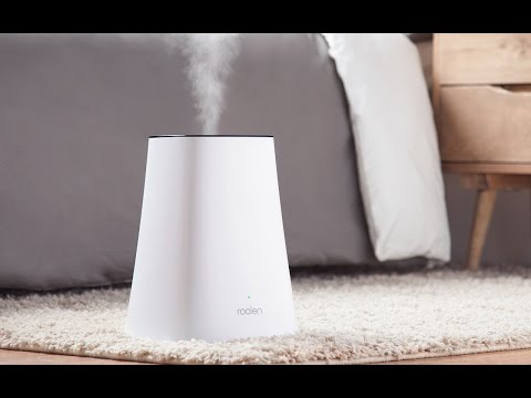 Breath Roolen - Smart Humidifier