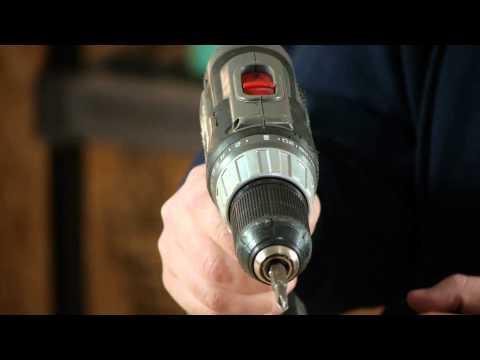 Tool Tip Basics: Power Drills : Tool Tip Basics