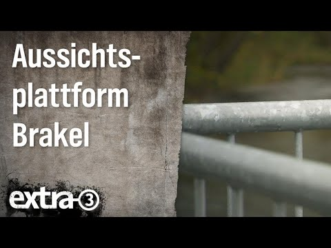 Realer Irrsinn: Aussichtsplattform Brakel (NRW) | extra 3 | NDR