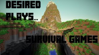 "Desired Plays Minecraft: Survival Games! Ep 2 ""Yolo Swag Yolo"""