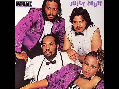 Mtume ● 1983 ● Juicy Fruit (FULL ALBUM)