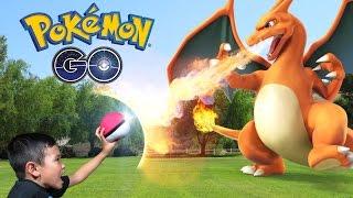 Pokémon Go Real Life Pikachu & Charizard (Skit) - TigerBox HD
