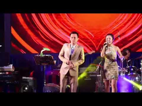 承泽 + 冯高美 - 歌台搞笑 / 冯 高美 - 情人 Leon Lim + Im Komei - Banter / Im Komei - Mandarin Song @ 群星娱乐制作 歌台之夜