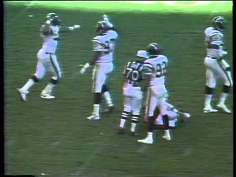 Chargers vs. Broncos, 1989