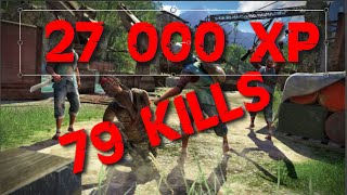 Far Cry 3 OVER 27 000 xp And 79 Kills !!!