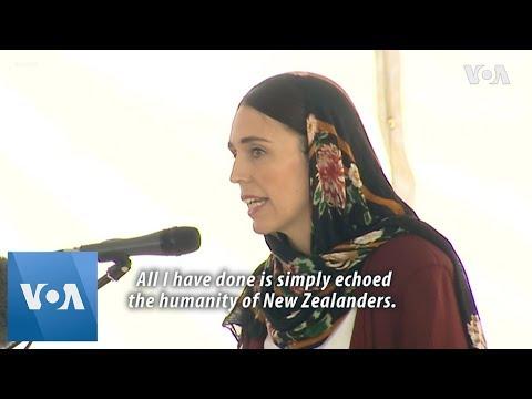 New Zealand PM