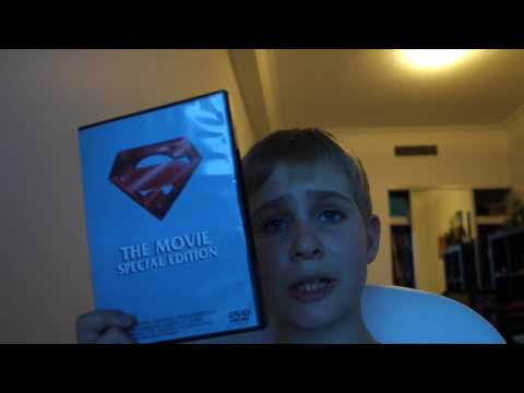 The DVD Vault Episode 3- Superman (1978) BOOTLEG!! Review