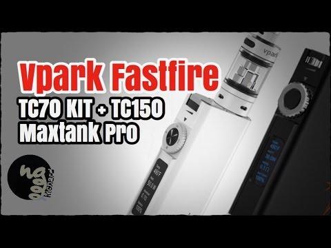 Vpark TC70, TC150 Box & Maxtank Pro