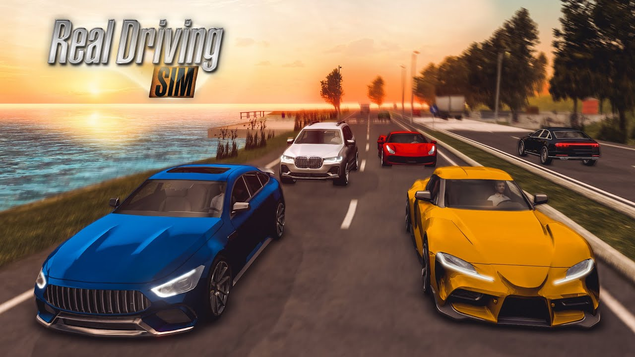 Real Driving Games >> Real Driving Sim Trailer Android Ios 2019
