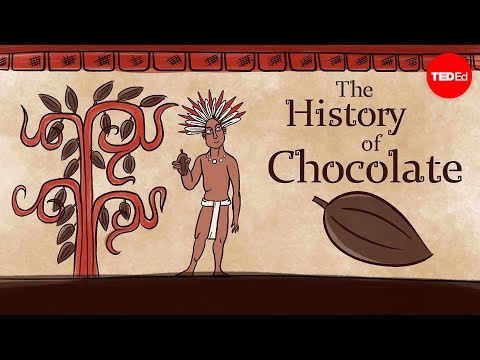 Video image: The history of chocolate - Deanna Pucciarelli