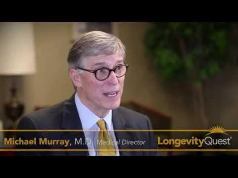 Longevity Quest Dr  Murray