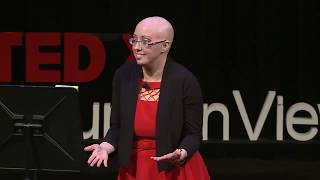Bald Barbie Army | Stephanie Roman | TEDxMountainViewCollege