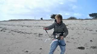 Cours de Kitesurf - Comment redécoller une aile de kitesurf - One Launch Kiteboarding
