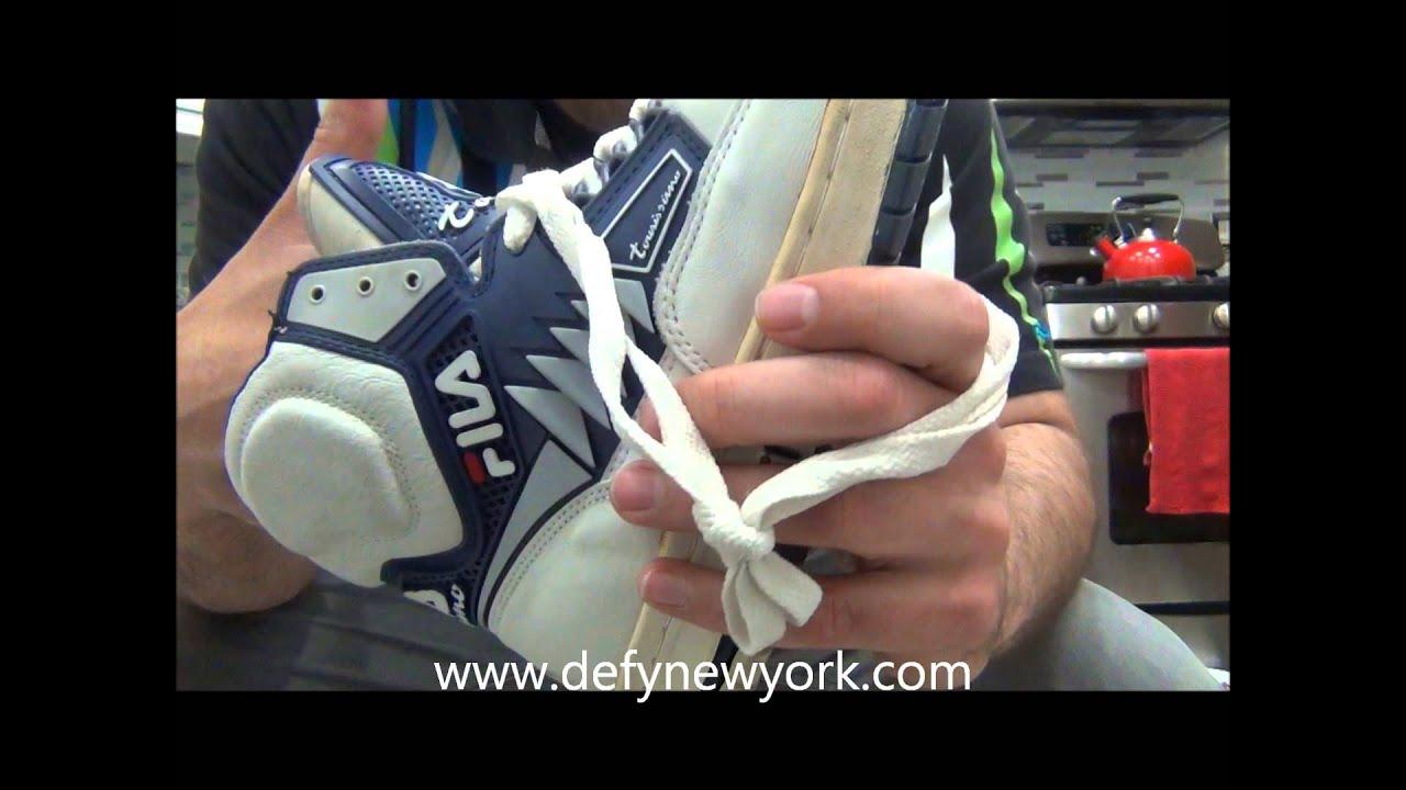 72f93e43157d LIVE! FILA Tourissimo Basketball Sneaker - YouTube