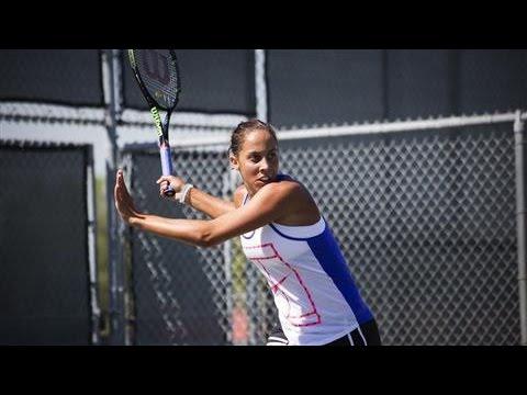 American Tennis Fans Look to Keys as New Hero