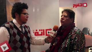 بالفيديو.. شعبان عبد الرحيم يهدي أغنية لكهربا بعد هدفه في المغرب